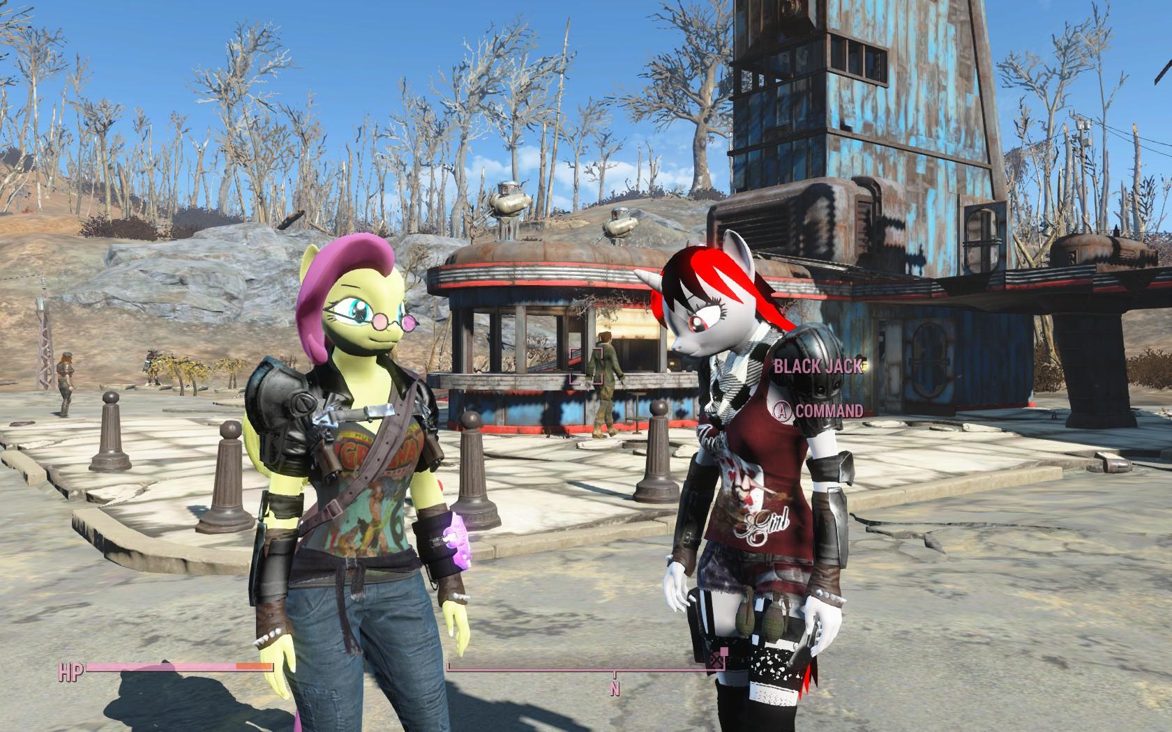 Mod 4 Fallout Pony Cbbe
