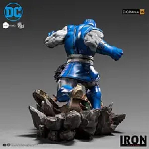 Wonder Woman Vs Darkseid Diorama 1/6 DC Comics by Iron Studios