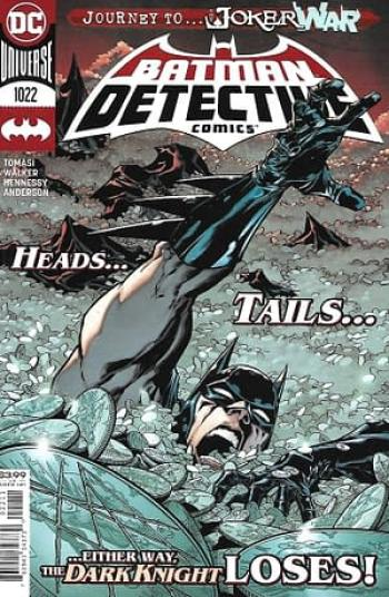 Detective Comics #1022 Main Cover