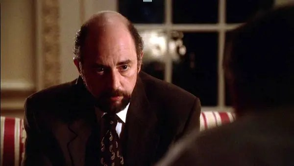 So What Does Richard Schiff Have to Say About 'The West Wing' Reboot?