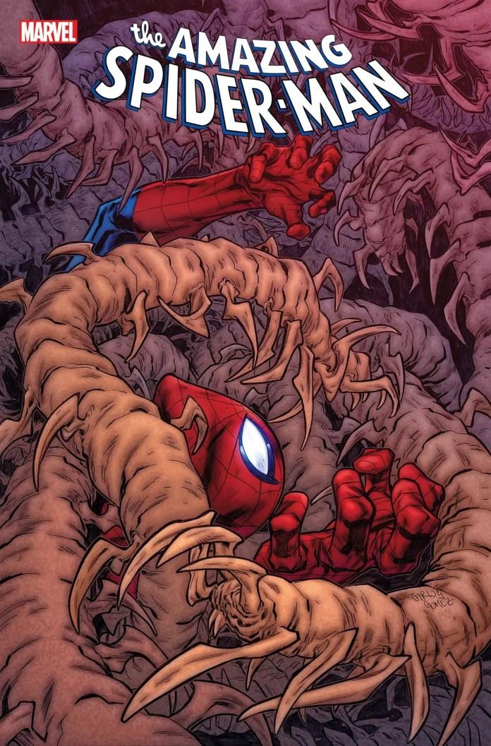 """Préparez-vous pour un autre événement Spider-Man alors que Amazing Spider-Man obtient """"width ="""" 601 """"height ="""" 913 """"/> </p data-recalc-dims="""
