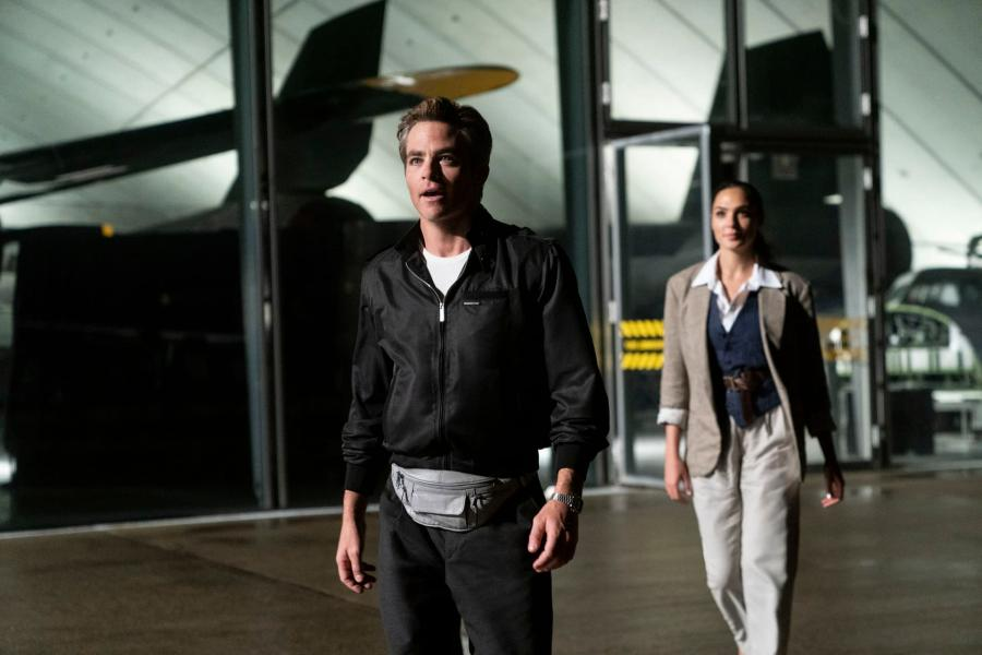"Steve Trevor is the ""Deeply, Supremely Excited"" in Wonder Woman 1984"