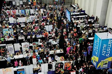 Image result for con artist alley