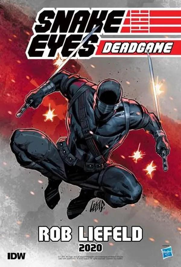 ผลการค้นหารูปภาพสำหรับ Snake Eyes comic