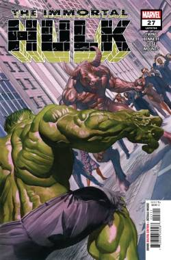 Image result for immortal hulk 27
