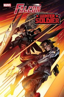 Image result for Derek Landy's Falcon And The Winter Soldier