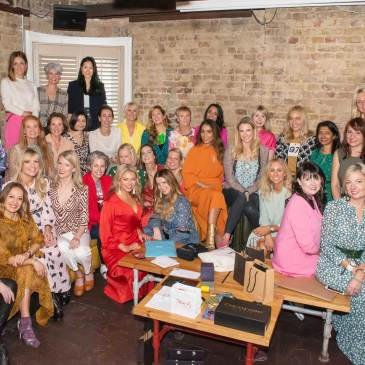 Instagram Fashion Bloggers at the My Style Essential charity lunch for Smart Works | MLPR