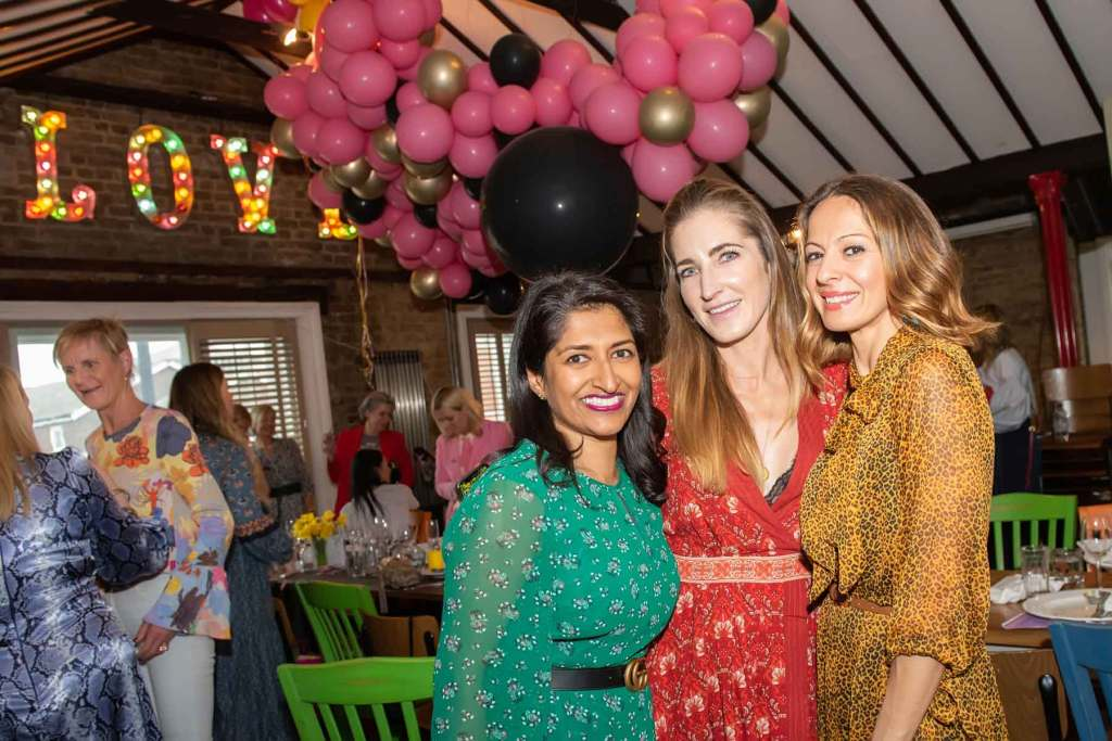 Instagram Fashion Bloggers charity lunch | Smart Works | MLPR