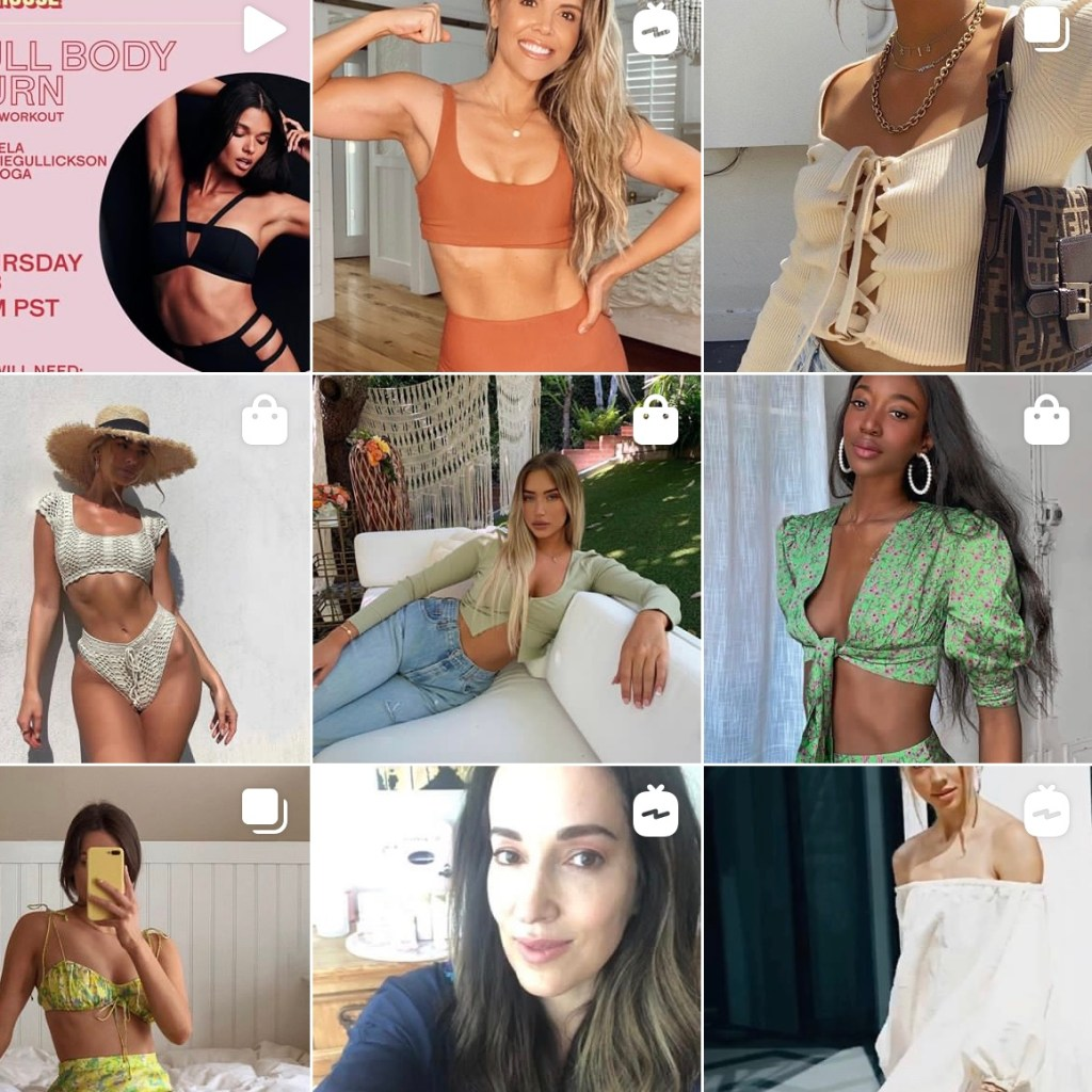 Instagram for fashion brands