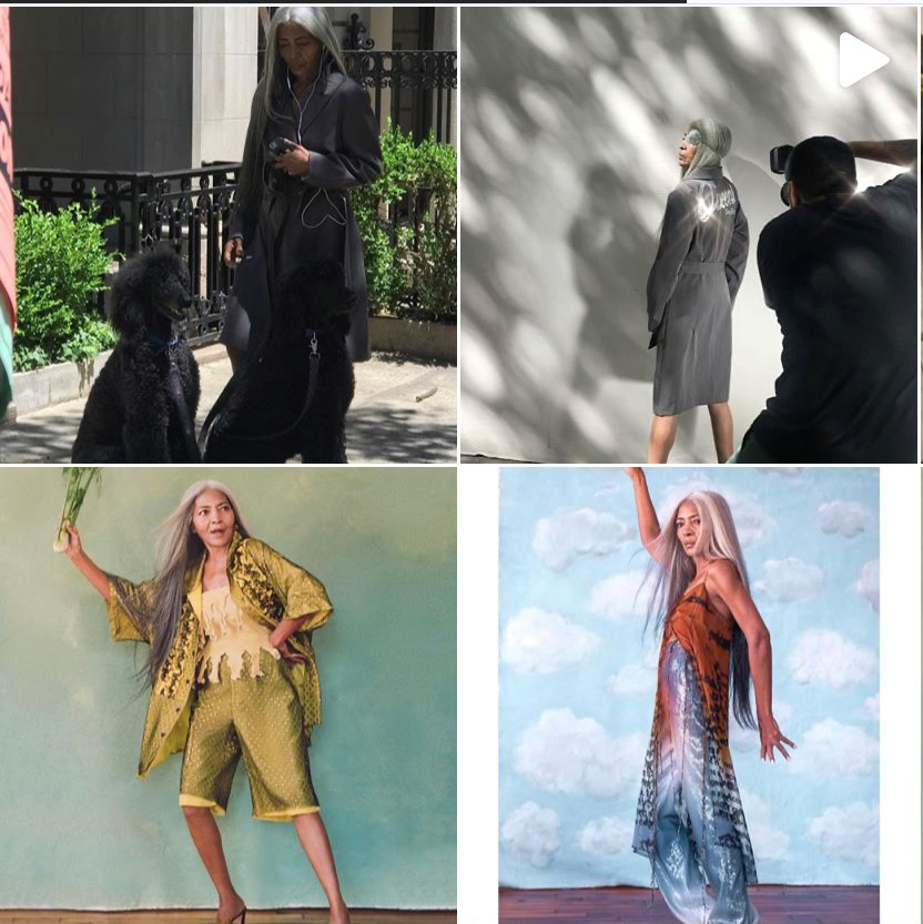 Joani Johnson Instagram profile
