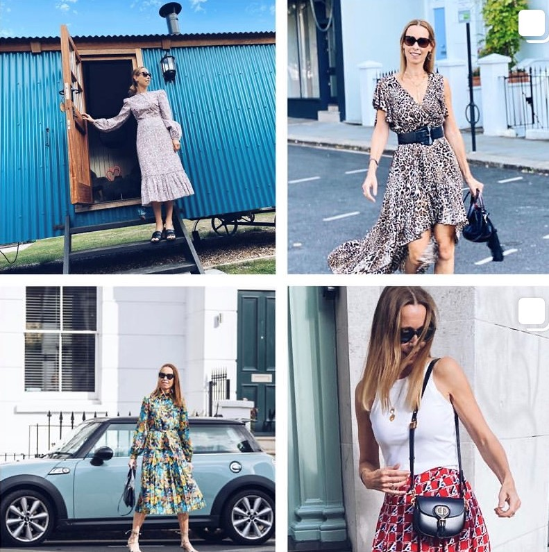 Instagram fashion influencers over 50
