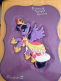 Princesse Twilight par SpikeFiremane