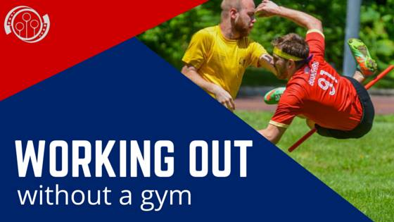 Working Out without a Gym