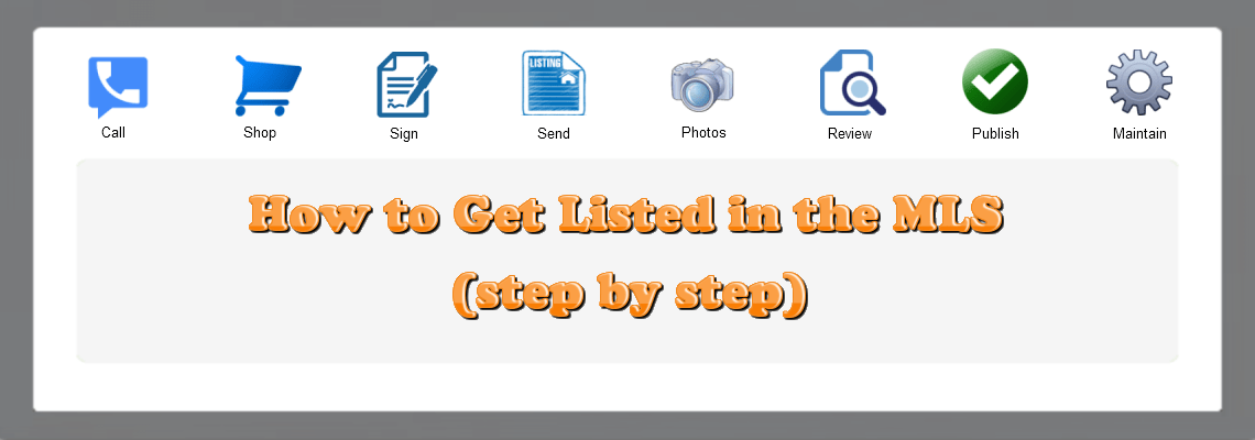 How to Get Listed in the MLS