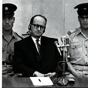 The Curious Case of the CCAR and Adolf Eichmann