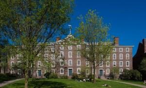 University Hall, Providence, RI.