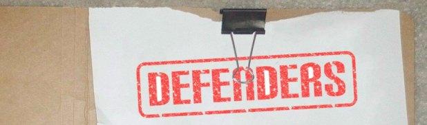 Selecting Defenders