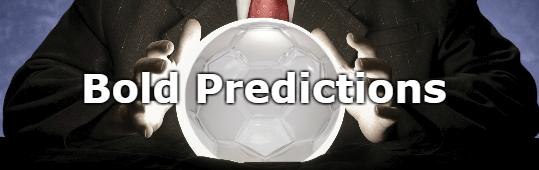 Bold Predictions Round 17