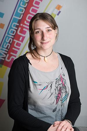 Emilie MAZIERE | Conseillère Garantie Jeunes