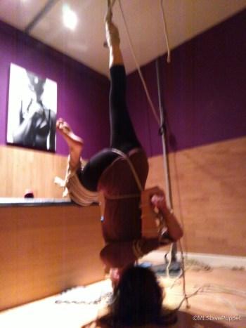 Tied in Suspension