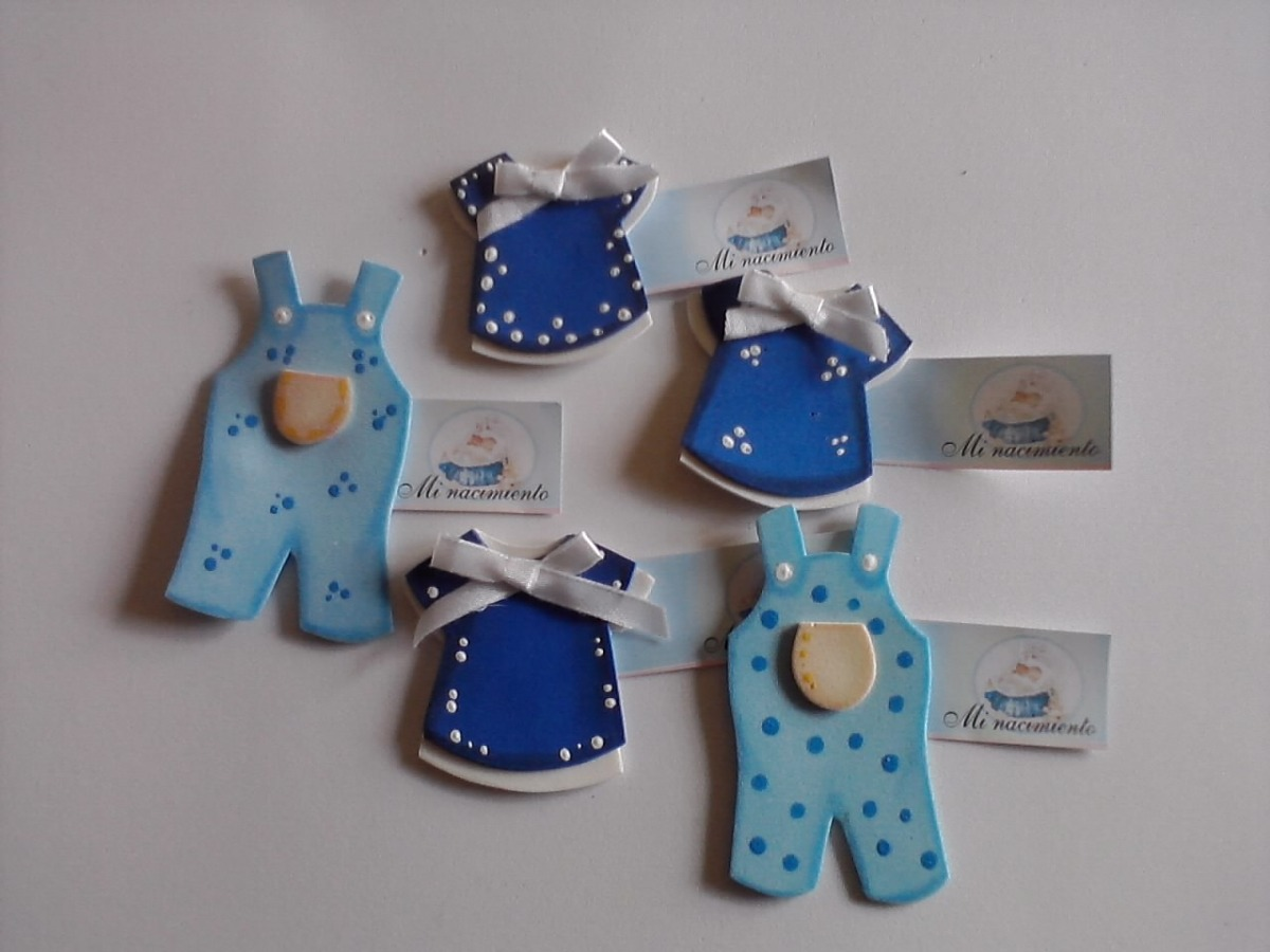Baby Shower Varon Souvenirs - Baby Viewer