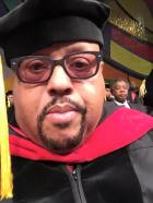 Fred Hammond honored with Honorary Doctorate
