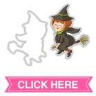 Witch Spinner Die (4698)