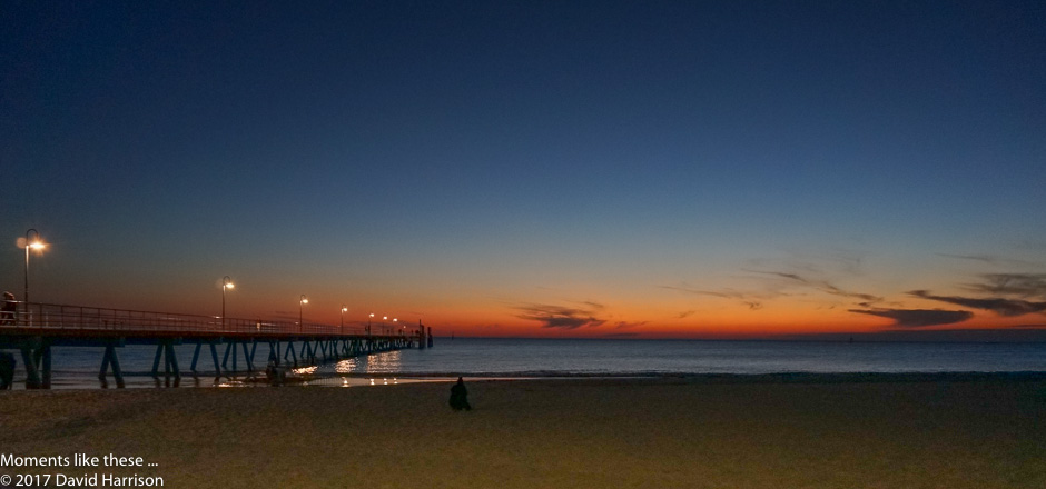 Glenelg (Adelaide by the seaside)