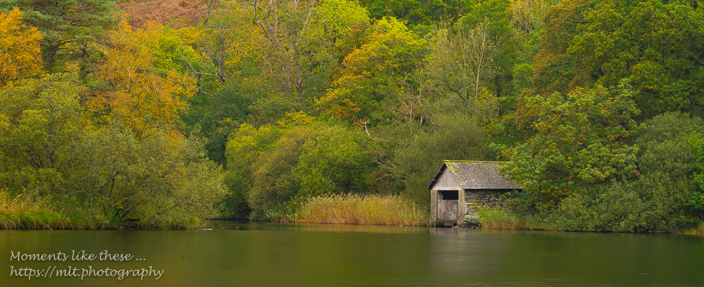 Boathouse on Rydal Water