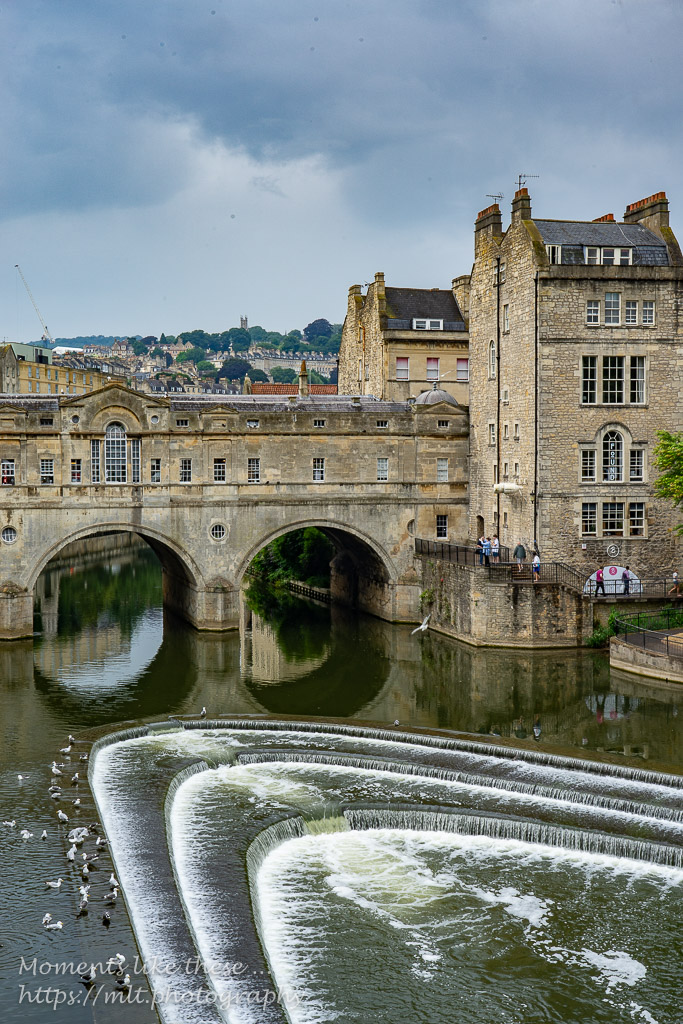 Pulteney Bridge - Bath