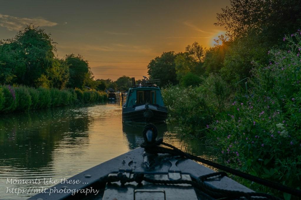 Sunset - Bradford on Avon