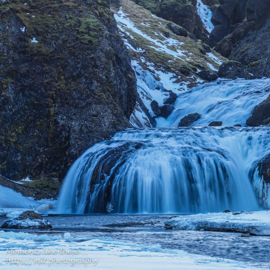 Stjórnarfoss Waterfall