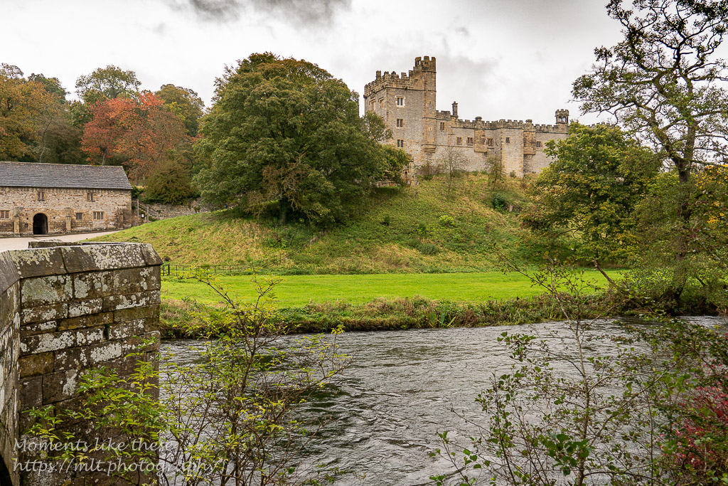 Haddon Hall near Bakewell