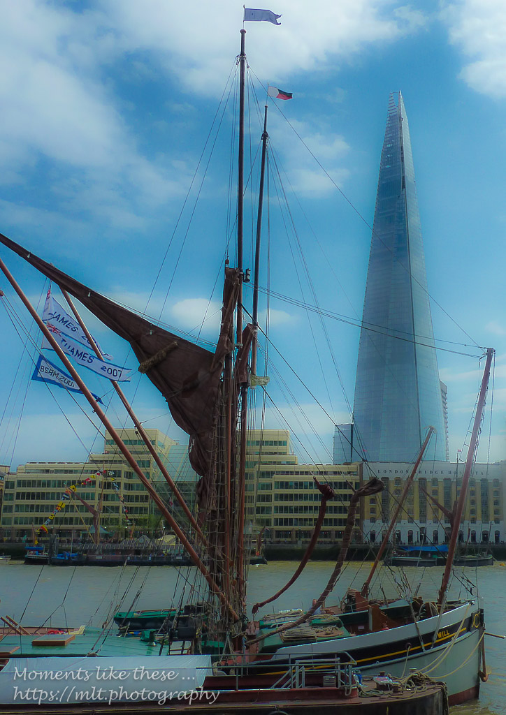 Sail and Shard