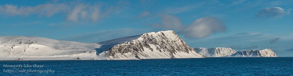 Coastal Panorama near Honningsvåg