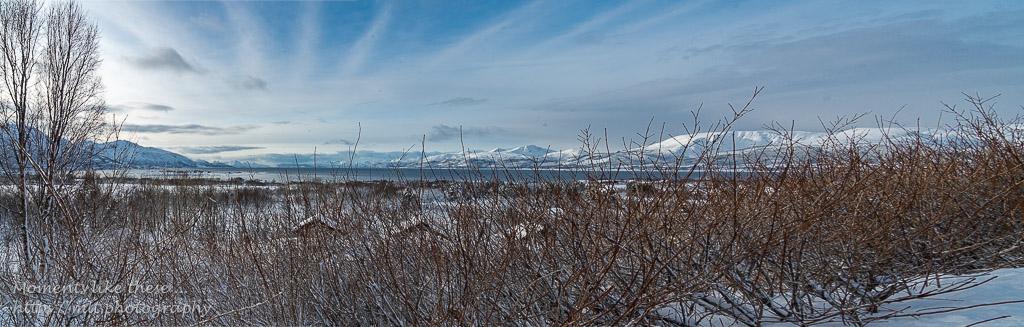 Panorama near Sortland, Lofoten