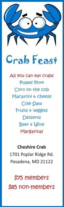 Crab Feast VBanner