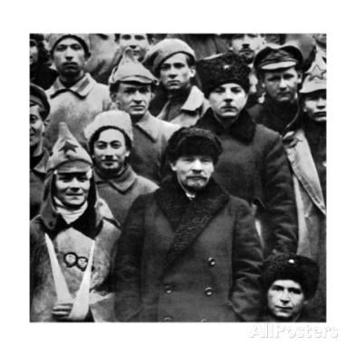 Lenin & Voroshilov