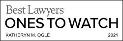 Attorney Katheryn M. Ogle - Ones to Watch - Best Lawyers