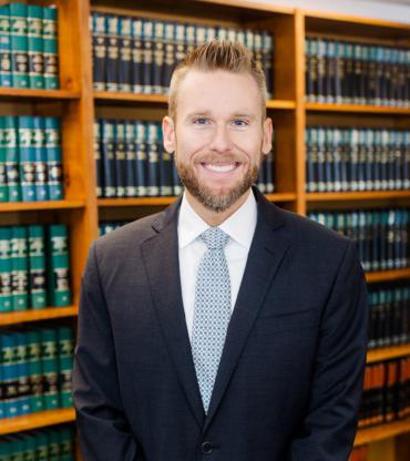 Brandon Allen of McDonald, Levy & Taylor - Criminal Law Attorney