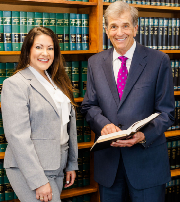 Katie Ogle and Farrell Levy of McDonald, Levy & Taylor - Workmans' Comp Attorneys