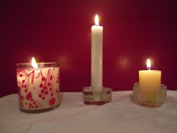 Candles 002