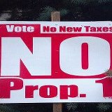 MLT No Prop 1 campaign sign