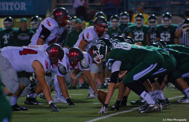 The Hawks face off against the Warriors Friday night (Photo by Joleen Sims)