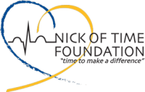 Nick of Time Foundation logo