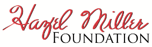 Hazel Miller Foundation logo