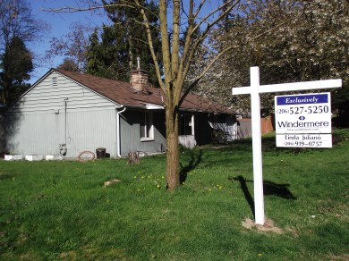 This property, at 5407-234th St. S.W. in Mountlake Terrace,  had three offers presented to the sellers. The sale is currently pending an inspection.