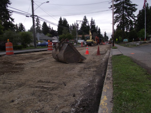 The city's Engineering Services Department is responsible for rehabilitating and reconstructing city street in need