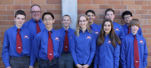 BTMS students to TSA national conference, June 27-July 1
