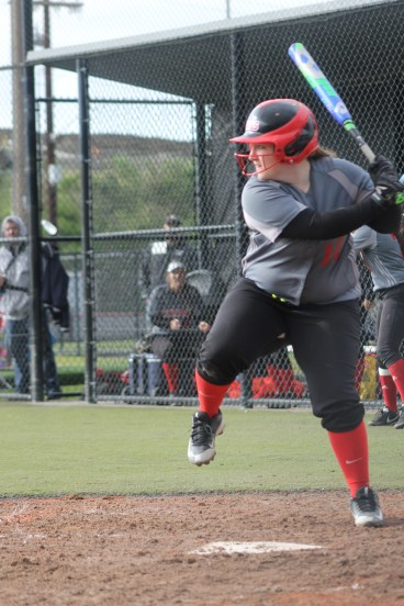 Ashley Fitzgerald played her final game for Mountlake Terrace on Thursday; the senior hopes to suit up for the Edmonds Community College Tritons next spring.